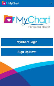 My Chart Access Mychart For Ballad Health Access Up To Date Medical