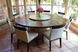 farmhouse table for com marvelous rustic round dining set original 3