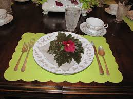 Table Setting For Breakfast Pretty Summer Table Setting Columbiana Inn Bed Breakfast