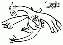 Coloring Pages Pokemon Legendary Coloring Pages Mega Playpokemon