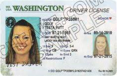 Fake Buy Id Scannable Washington Identification Ids