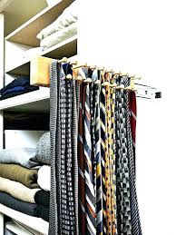 wall mounted tie organizer tie organizers electronic tie rack wall mounted tie organizer
