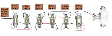 wiring diagram for 4 way switch wiring diagram and hernes wiring diagram for 3 way and 4 switches the