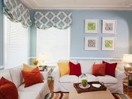 Orange And Blue Living Room Cool Blue Interior Design Ideas Nestopia