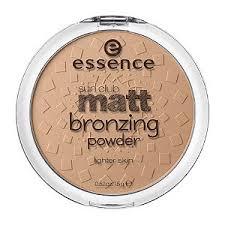 Бронзирующая пудра <b>Essence Sun</b> club matt <b>bronzing powder</b> ...