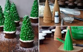 Christmas-Tree-Chocolate-Cupcakes