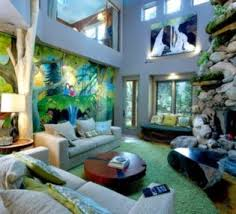 Incredible family room decorating ideas Wall Decor Wall Decor Ideas For Family Room Creative Family Room Design With Incredible Mural As Wall Decor Dearchitectcom Family Room Decorating Ideas Family Room Decorating Guide Nytexas