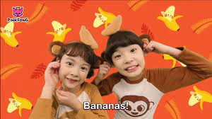 Khỉ Chuối Nhảy - Monkey Banana Dance - Nhạc Thiếu - Tin Tạp Chí