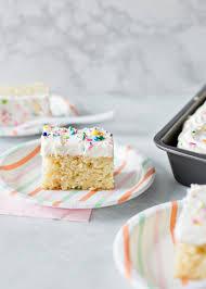 Homemade Vanilla Cake Recipe Simplyrecipescom