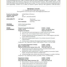 Usa Jobs Resume Magnificent Usajobs Resume Builder From Usajobs Gov Resume Builder Resume