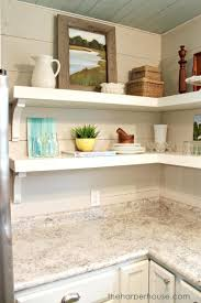 open shelving brackets marvelous how to add fixer upper style to your home open shelving the open shelving