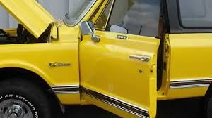 1972 Chevrolet K5 Blazer 4x4 Restored to Original - YouTube