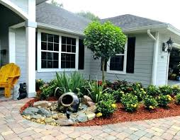 diy front yard makeover best landscaping ideas for small front yards pictures home easy yard diy