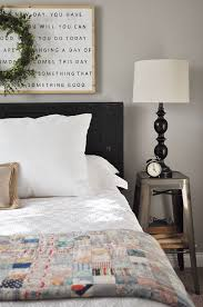 cozy bedroom. Farmhouse Guest Bedroom Cozy