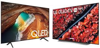 Samsung Tv Comparison Chart 2018 Pdf Qled Vs Oled