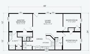 24 x 48 mobile home floor plans homes ideas