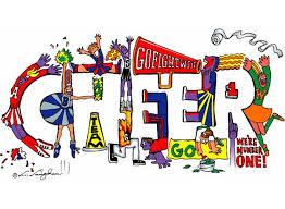 Free Cheerleading Clip Art Pictures - Clipartix