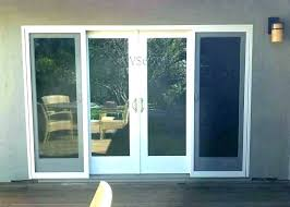cost to replace sliding glass door sliding door replacement cost replacing glass with regard to repair