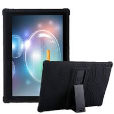 Lenovo Tab 4 10 Plus Case, Ultra Slim <b>Soft Silicone Rugged</b> Back ...