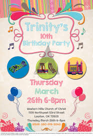 Entry 9 By Adesigns93 For Design A Flyer For Kids Birthday Party