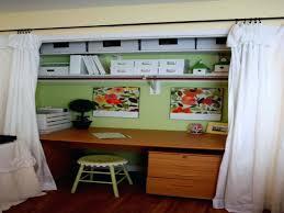 closet into office. Office Design : Convert Closet Into