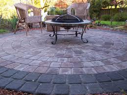 patio designs using pavers