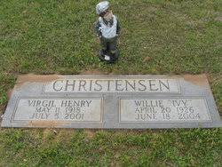 Virgil Henry Christensen (1918-2001) - Find A Grave Memorial