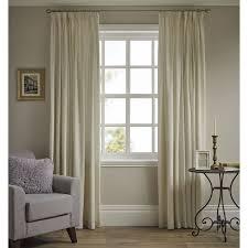 wilko canvas curtain natural 228x228 cream curtainsblackout