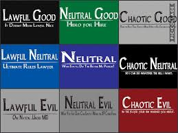 Alignment Chart In 2019 Dungeons Dragons Memes D D