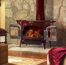 encore catalytic and non catalytic cast iron wood stoves