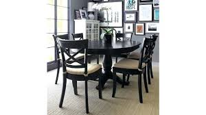 black wood dining chairs dark wood dining chairs incredible vintner black chair and cushion crate barrel