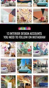 13 Interior Design Accounts You Need to Follow on Instagram | Living ...
