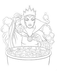 Small Picture New Disney Villains Coloring Pages 41 In Free Coloring Book with