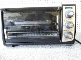 black toast r oven convection toaster and decker countertop blackdecker rotisserie stainless steel to4314ssd