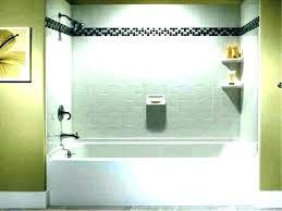 acrylic bathtub surrounds bathtub wall surround amazing acrylic tub surround bathtub surround options shower bathtub wall