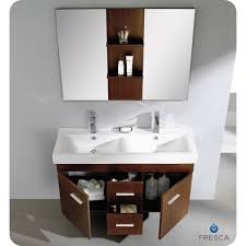 modern double sink bathroom vanities. Contemporary Sink Amazingcoonniceperfect48incheswengebrown For Modern Double Sink Bathroom Vanities