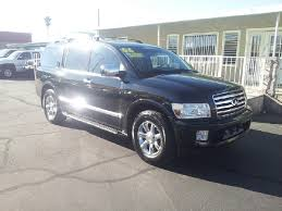 infiniti qx black infiniti qx black 2006 infiniti qx56 4dr suv 4wd in tucson az truck time