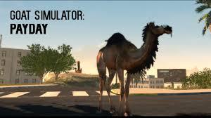 goat simulator payday gameplay pc