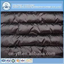 Dupont Sorona Filler Thermal Ball Padding Insulation Quilt Fabric ... & Dupont Sorona Filler Thermal Ball Padding Insulation Quilt Fabric for  Winter Jacket/Coat Adamdwight.com