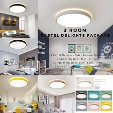 Image Ceiling Lights Twitter Room Pastel Delights Leds Home Lighting Package Furniture