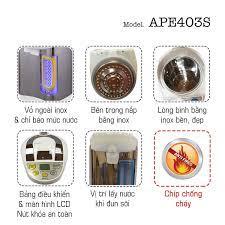 Bình Thủy Điện Cao Cấp Osaka APE403S