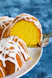 Lemon Bundt Cake Culinary Hill