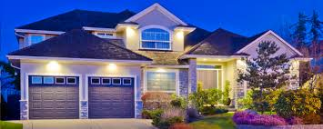 home lighting effects. Lighting Effects Outside Your Simple Home Exterior T