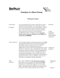 example of simple essay all resume simple 8 images of example of simple essay
