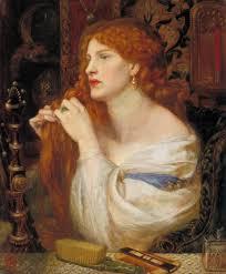 dante gabriel rossetti aurelia fazio s mistress oil paint on gany cornforth modeled for this painting