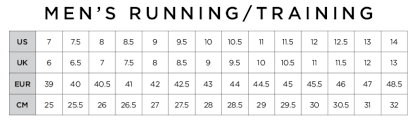 Apl Shoe Size Chart Athletic Propulsion Labs Apl Phantom Zappos Com