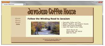Solved  JavaJam Coffee House Case StudyIn this chapter s case s     StritEcky Need help ASAP
