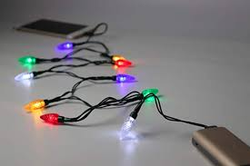 Game Of Thrones String Lights All I Want For Christmas Is This String Light Phone Charger