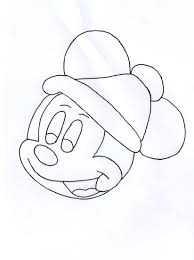 Disegnare Un Volto Disney Youtube Con Disegni Disney Facili Da