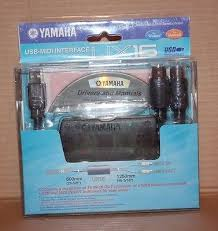yamaha ux16. yamaha ux16 usb midi interface cables all-in-one to in and a